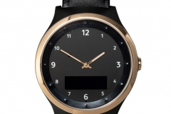 Navigil 580 onyx/rose gold